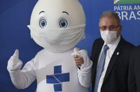Saúde lança nova campanha de vacinação contra a covid-19