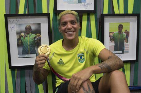 Brasil bate recorde de mulheres medalhistas em Tóquio com Ana Marcela
