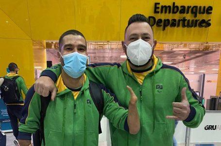 Paralimpíada: delegação brasileira inicia embarque rumo a Tóquio