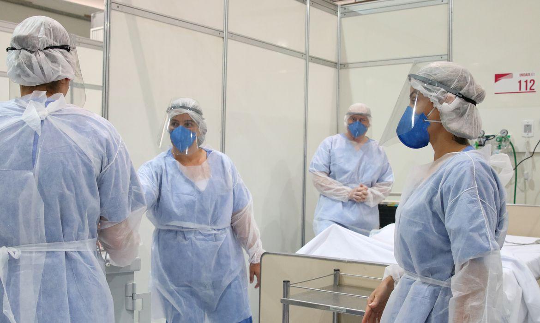 RN não registra mortes por covid em 48 horas - Foto: Agência Brasil