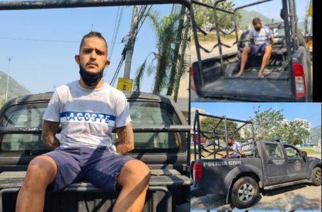 """Apontado como chefe do tráfico em Mãe Luíza, """"Corintiano"""" é preso no RJ"""