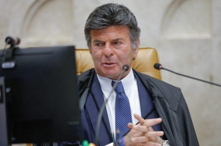 Liberdade de expressão não abrange 'violências e ameaças', diz Fux na abertura de sessão do STF