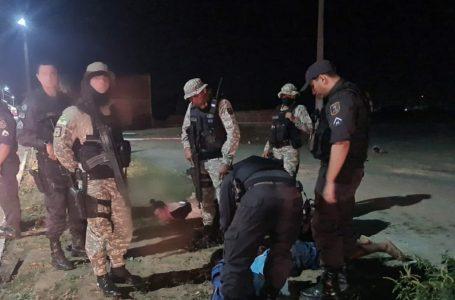 Casal suspeito pela tentativa de assalto que deixou policial penal baleado em Pipa é preso