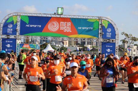 Meia Maratona do Sol marca volta das corridas de rua em Natal