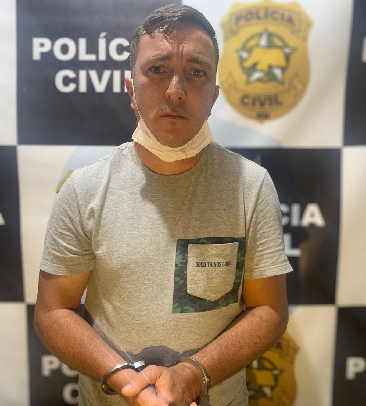 Polícia Civil prende suspeito de integrar organização criminosa em Natal