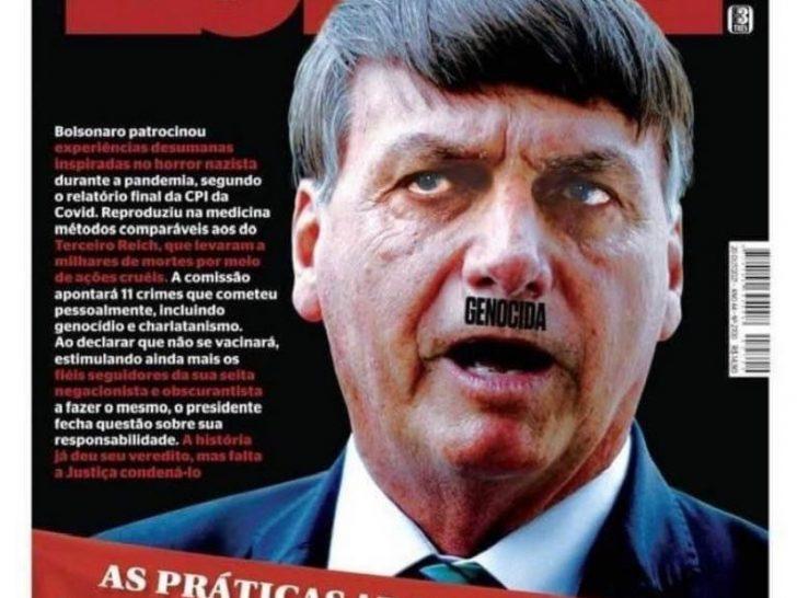Ministro fala sobre possível crime contra a honra - Foto: Reprodução/IstoÉ
