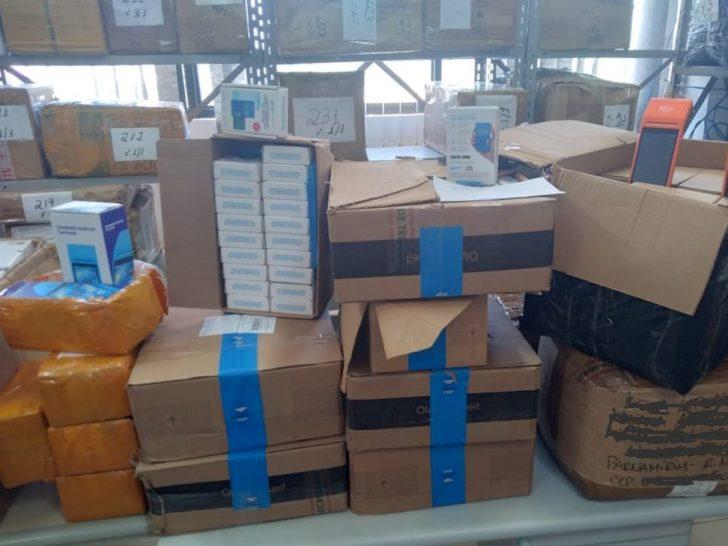 De acordo com a SET, as empresas alvo eram da área de logística, como transportadoras e centros de distribuição dos Correios - Foto: SET-RN